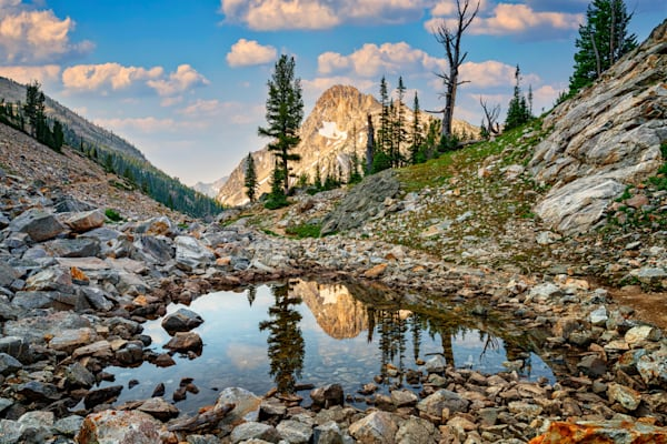 Mount Regan Reflection | Shop Photography by Rick Berk