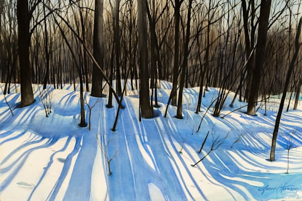January Art   Leanne Hanson Art