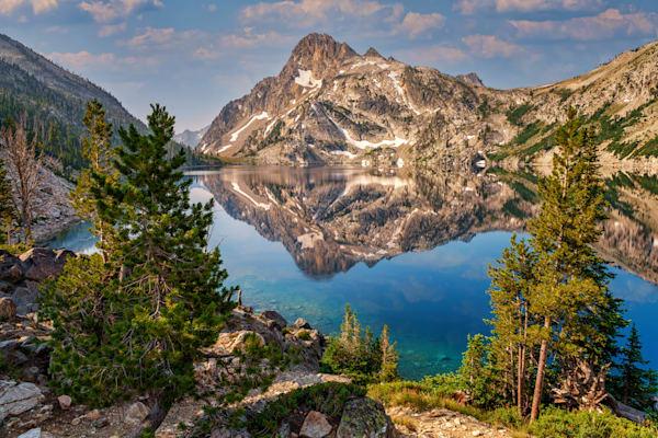Sawtooth Lake II | Shop Photography by Rick Berk