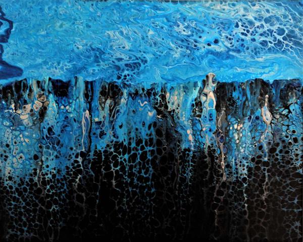 Looking Under The Sea Art | Kimberlykort