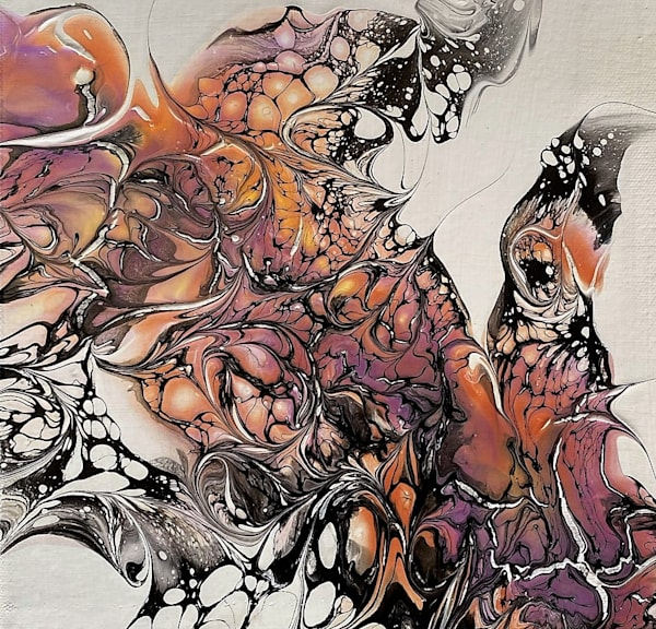 Emerging Crab Art | Kimberlykort