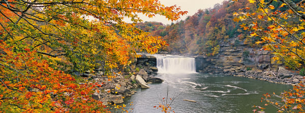 Cumberland Falls Overlook 25