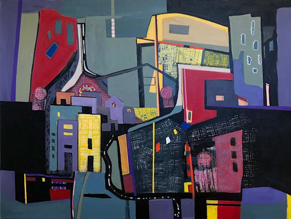 Manhattan Art | Judith Visker Art