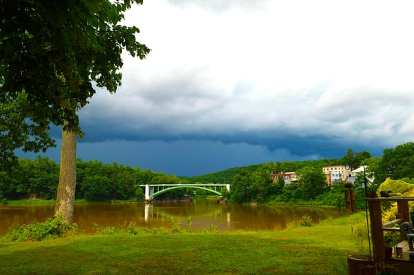 Muddy River Stormy Blues