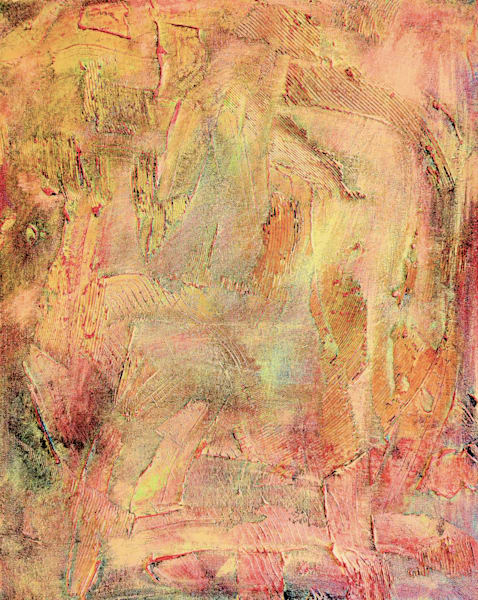 Scars I Did Nothing To Earn Art | Trisha Peña Art