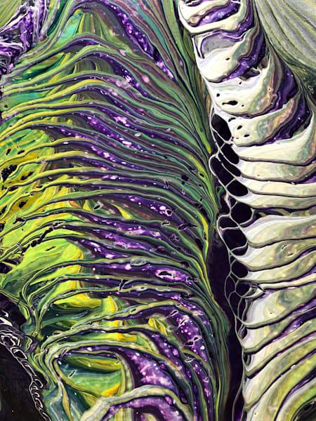Snake Skin Art | Kimberlykort