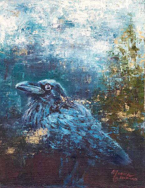 Raven I Art | Marian Pham Art LLC