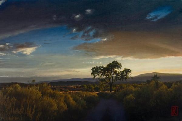 Sunset, La Puebla NM