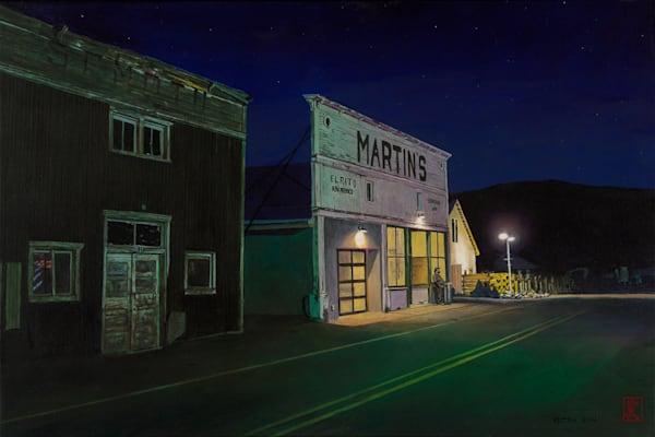 Nocturne, El Rito NM