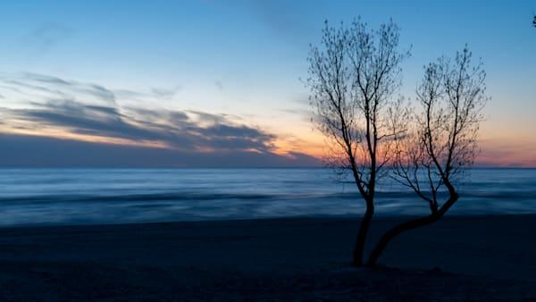 Lake Michigan Sunset Art   Gone Wild Wandering