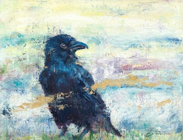Raven Ii Art | Marian Pham Art LLC