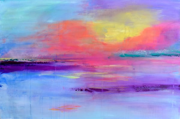 What Remains Of The Day Art | Heather Eck Artist LLC