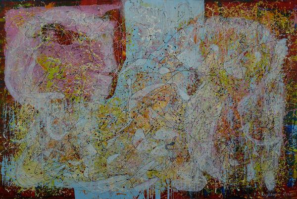 Just 2 Of Us Art   Maciek Peter Kozlowski Art