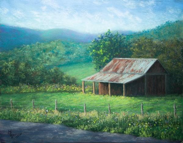 Old Barn Memories Art | Mark Grasso Fine Art