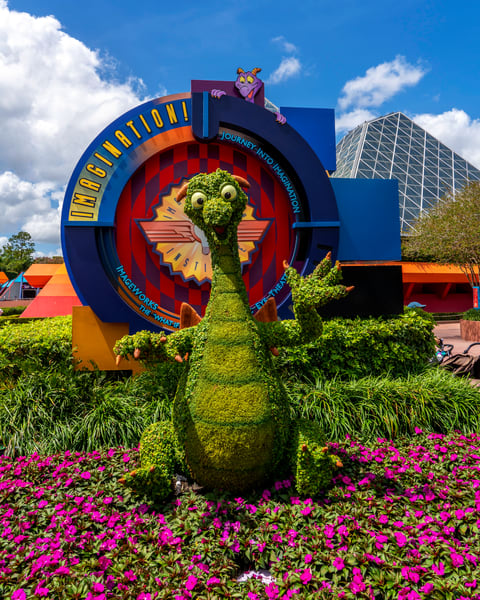 Figment Topiary At Imagination Photography Art | William Drew Photography