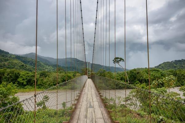 Bolivia Bridge 5234