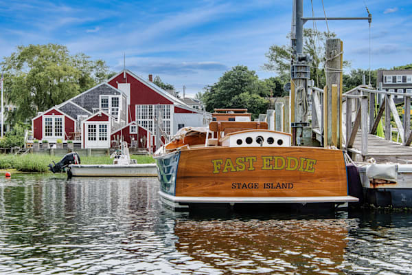 Fast Eddie Photography Art | The Colors of Chatham