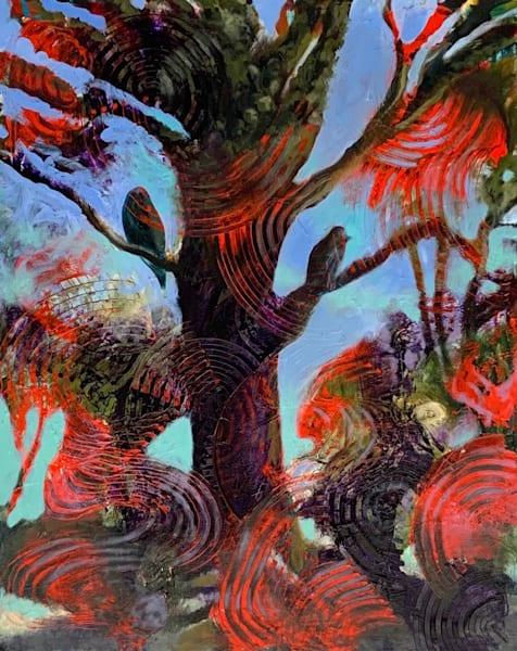 Birds In Tree Xi Art | V Creative Studio