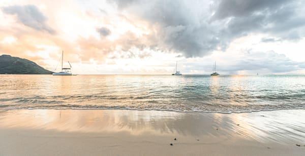 Sail Away To Paradise Photography Art | Visual Arts & Media Group Corporation