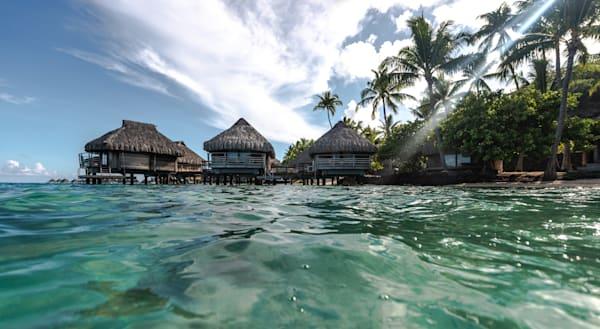 French Polynesia Fantasy  Photography Art | Visual Arts & Media Group Corporation