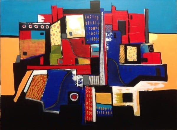 Metro Art | Judith Visker Art
