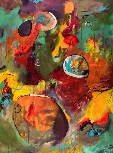 Virus Spaces Art | Judith Visker Art