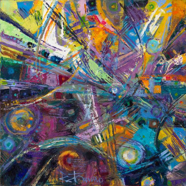 Rhapsodic Colors I Art | robertorduno