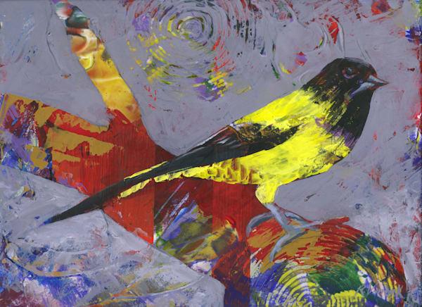 Oriole Art | V Creative Studio