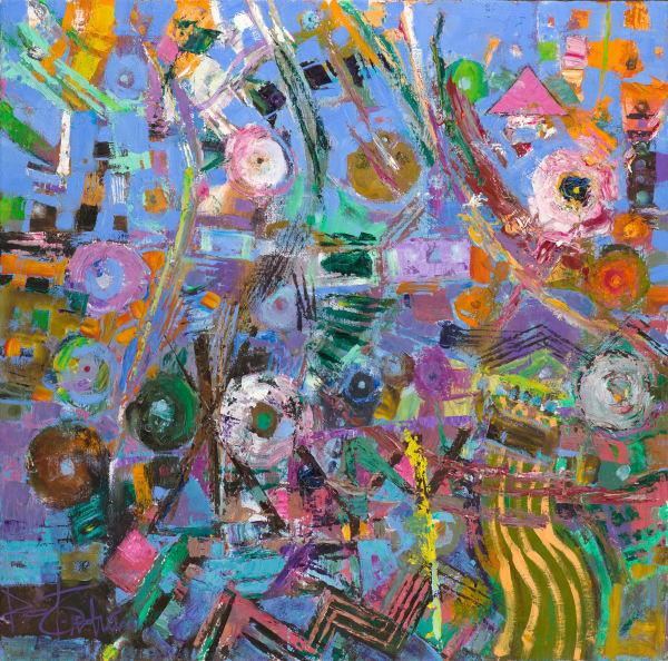 My Flower Garden Art | robertorduno