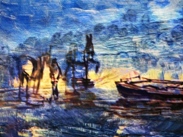 Gogh Seashore Art | KJ's Studio