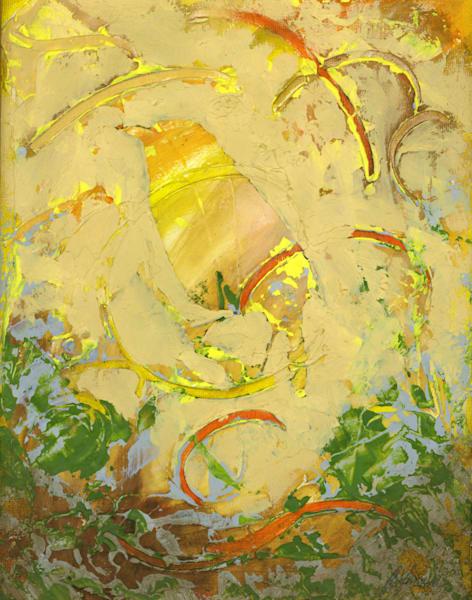 Yellow Bird Art | V Creative Studio