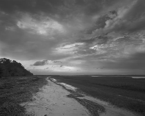 Little Beach & Weather, Ossabaw Island, Georgia Photography Art | Rick Gardner Photography