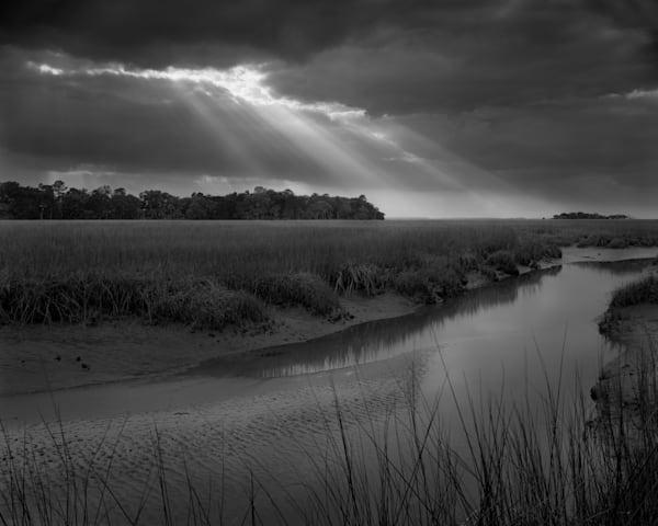 Cane Patch Creek,  Ossabaw Island, Georgia Photography Art | Rick Gardner Photography