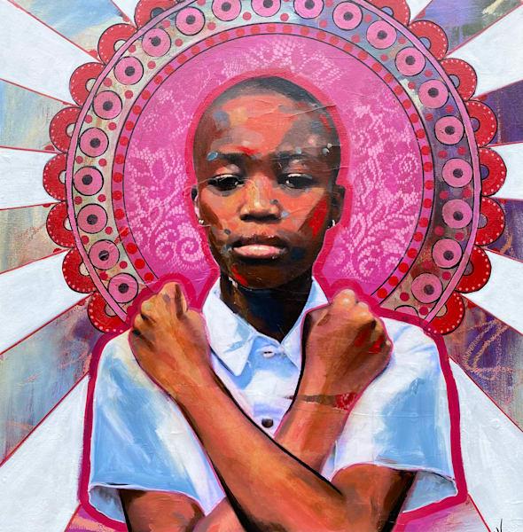 #Smashthepatriarchy Art | D. Colabella Fine Art Gallery
