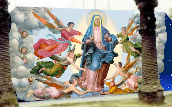 Assumption Master Art | Gilbertvasquez