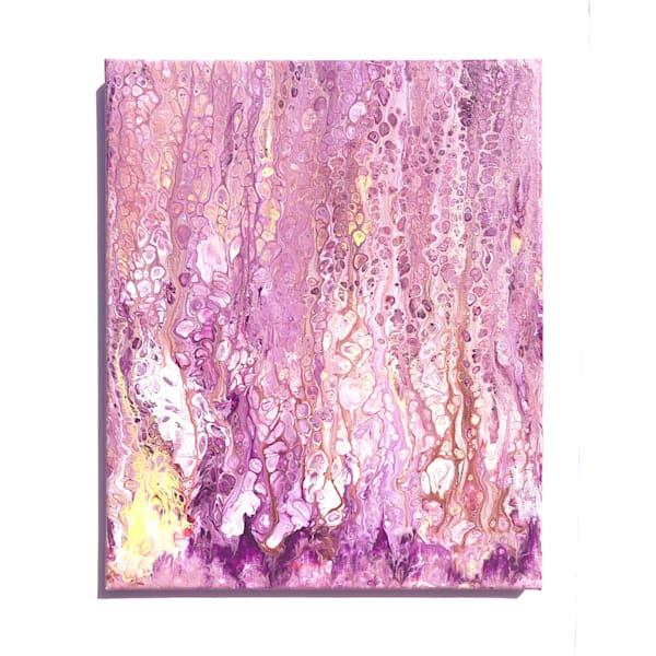 Pink Champagne Art | Carol Roullard Art