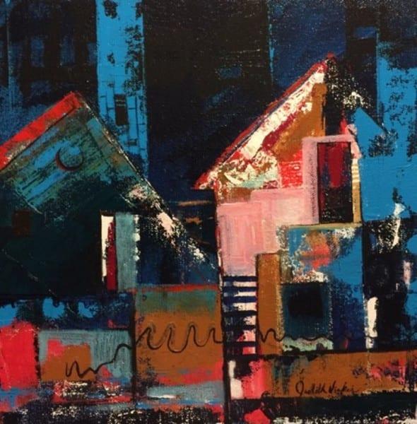 Urban Dweller  Art | Judith Visker Art