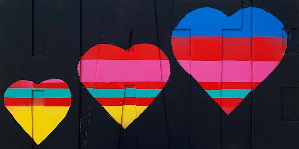 Hate < Love, Original Art   Jon Savage Contemporary Art