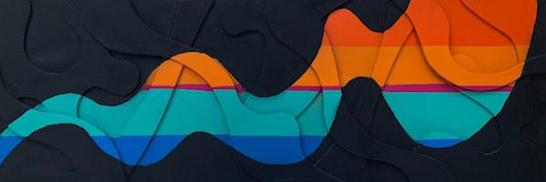Flow,  Original Art   Jon Savage Contemporary Art