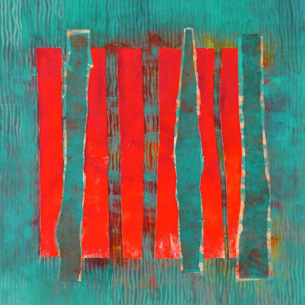Palisade - Original Abstract Painting | Cynthia Coldren Fine Art