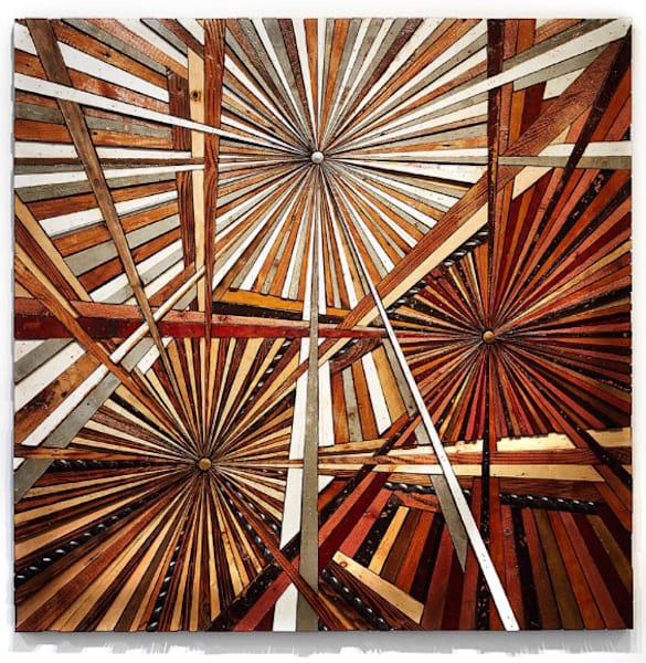 Nyc Tri Burst Art | D. Colabella Fine Art Gallery