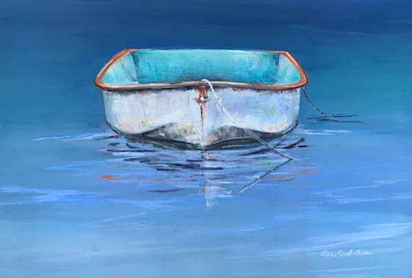 Blue Sea Photography Art | The Colors of Chatham