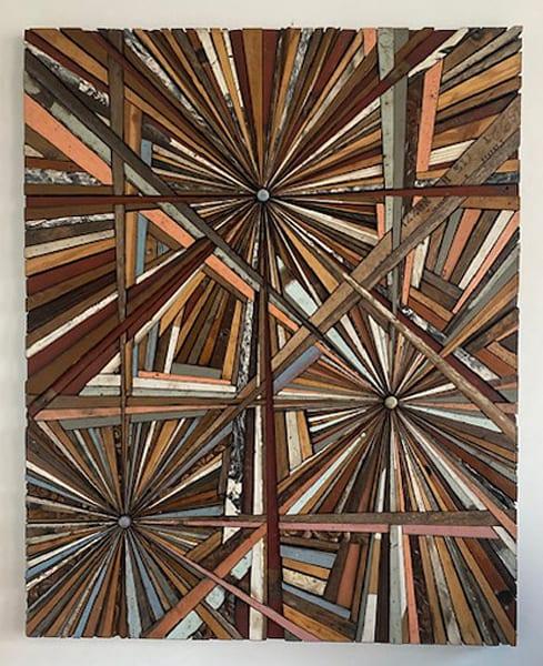 Tri Burst Art | D. Colabella Fine Art Gallery