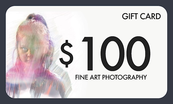 $100 Gift Card   Justin Mikkelsen Photography, LLC