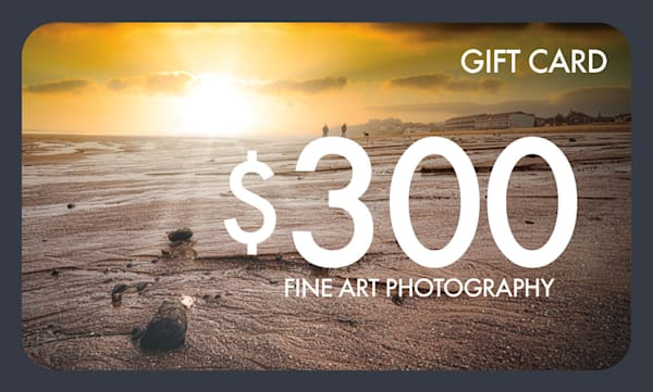 $300 Gift Card   Justin Mikkelsen Photography, LLC