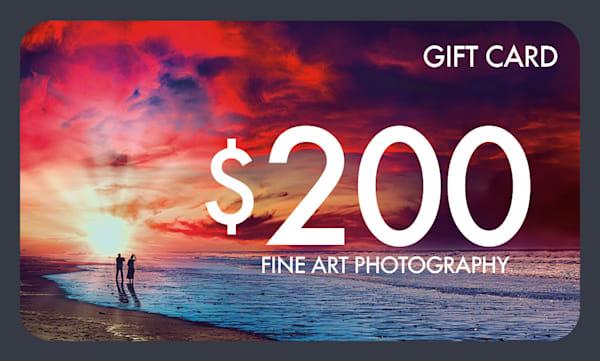 $200 Gift Card   Justin Mikkelsen Photography, LLC