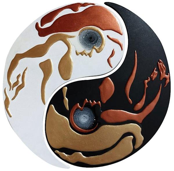 Yin Yan Art | Alex Art Style