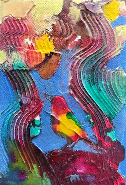 Bird In Garden 3 Art | V Creative Studio