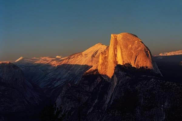 Half Dome Yosemite National Park Photography Art | RAndrews Photos