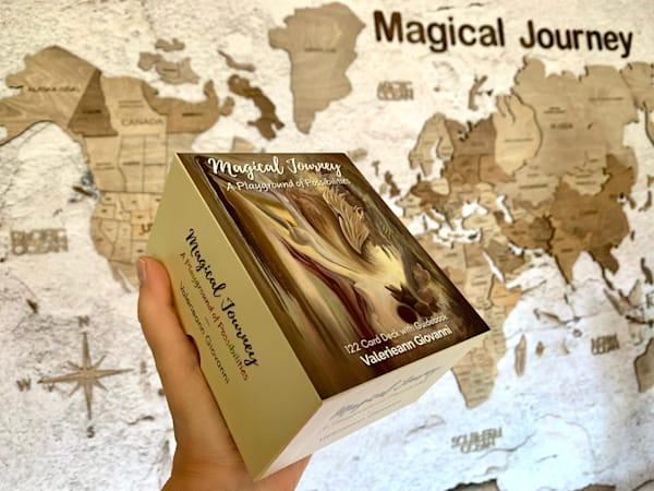 Magical Journey Card Deck | Valerieann Giovanni - Fine Art